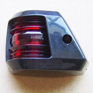 Image 5 - 1 para czerwony zielony LED lampka sygnalizacyjna Mini światło nawigacyjne dla 12V łódź morska jacht