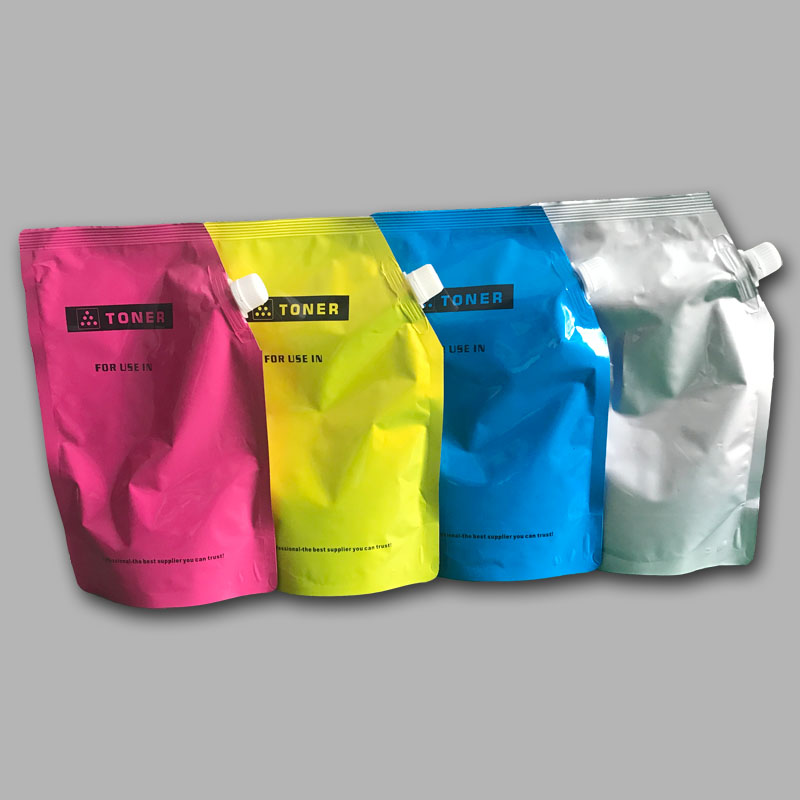 Compatible Brother MFC9840 color toner powder printer color refill toner KCMY 4KG free shipping high quality compatible xerox color 560 550 570 digital printer color laser printer toner powder kcmy 4kg free shipping high quality