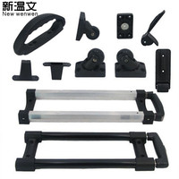 Audio accessories, Customized Telescopic Rod/Suitcases wheels/Luggage Handle,Repair luggage trolley accessories toolbox A01#