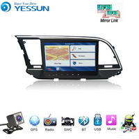 YESSUN For Hyundai Elantra Avante AD 2016~2018 Car Android Multimedia Player Car Radio GPS Navigation Big Screen