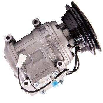 Компрессор для кондиционирования воздуха для Toyota Landcruiser HZJ105 105 4.2L Дизель 1 Гц A/C AC 98-07 компрессор кондиционера A/C >> maxpeedingrods Srp Store