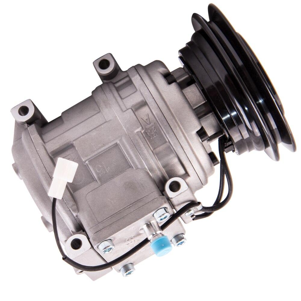 Compresseur de climatisation pour Toyota Landcruiser HZJ105 105 4.2L Diesel 1 HZ A/C AC 98-07 compresseur de climatisation A/C