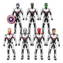 лучшая цена Avengers Marvel Legends Endgame 4 Quantum Suite Team 7.4