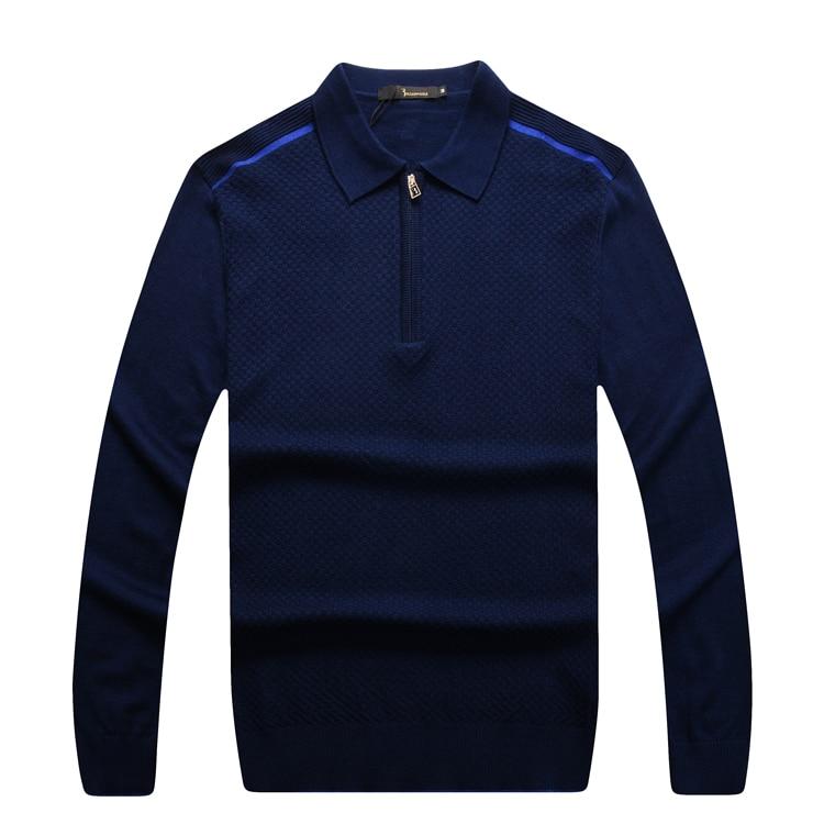 Billionaire Italian Couture sweater men's 2017 autumn new style fashion comfortable pretty pattern solid color free shipping