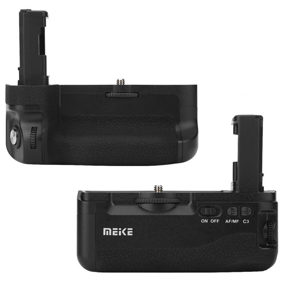 Meike MK A7II Durable Vertical Camera Battery Grip Holder for Sony A7II A7S2 A7M2 A7R2 Camera