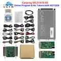 Инструмент для тюнинга и ремонта автомобиля Carprog V10.93 10,05 с адаптером на 21 предмет