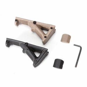 Image 1 - Tactical Second Generation AFG Angled Foregrip with Guide Rail for Nerf Toy Gun Accessories