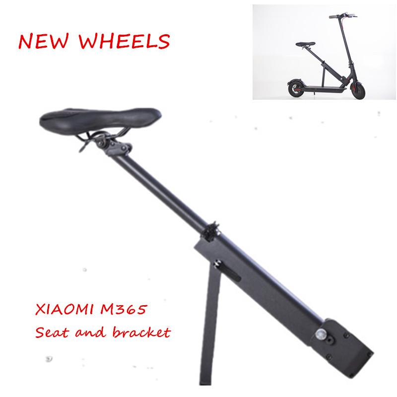 US $59 01 30% OFF|XIAOMI M365 electric scooter custom parts DIY accessories  folding seat and bracket-in Scooter Parts & Accessories from Sports &
