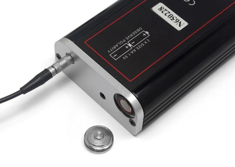 Цифровой измеритель твердости Leeb тестер HM6580