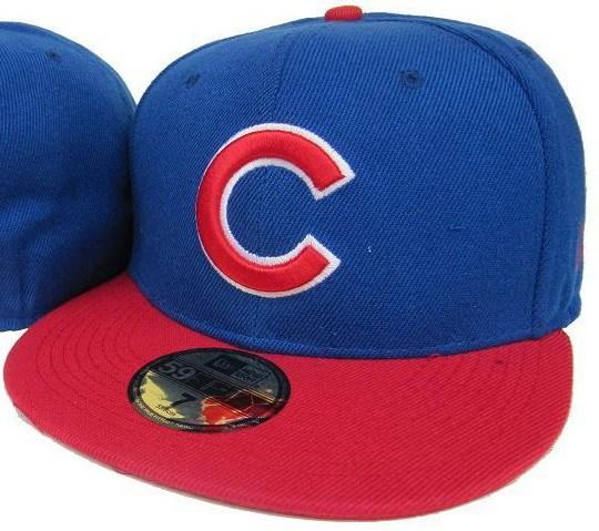 8fbef9ff8337b Cachorros de Chicago equipados sombreros de béisbol unisex gorras casual  cap tamaño venta al por mayor