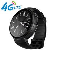Z28 smartwatch AMOLED 1 + 16 ГБ MT6737M LTE 4G сети android 7,0 gps измеритель пульса smart электронные часы для мужчин Спорт Бег