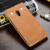 Qualidade superior de couro genuíno case para lenovo vibe p2/lenovo p2 tampa do telefone 5.5''
