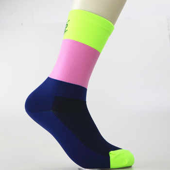 20 Pairs Coolmax Men\'s Cycling Riding Bicycle Socks Breathable Basketball Sport Socks