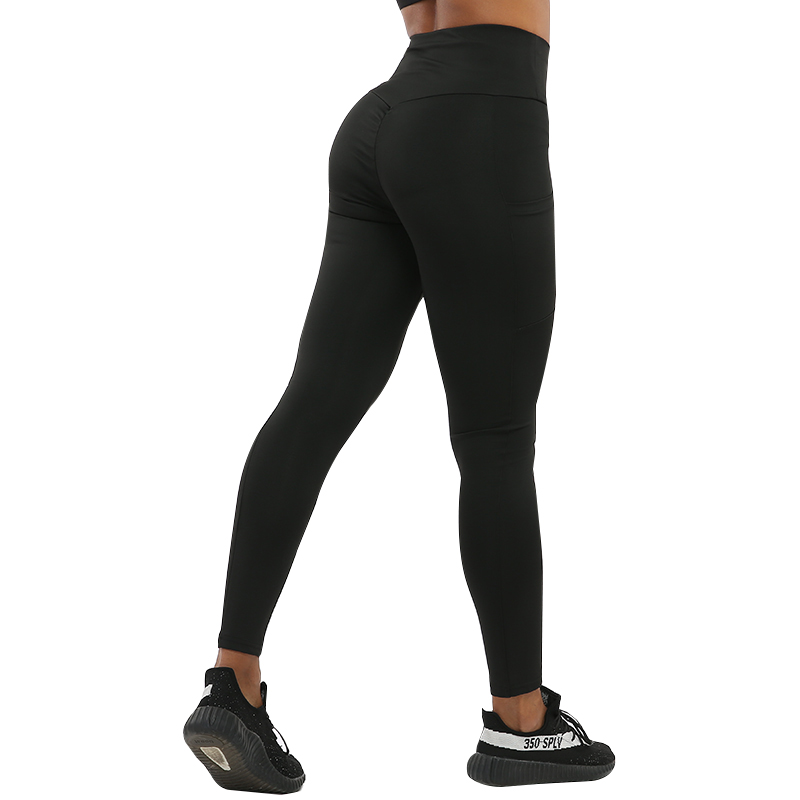 Push Up Fitness Leggings Women High Waist Workout Legging with Pockets Patchwork Leggins Pants Women Fitness Clothing 19