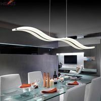 Restaurant Lamp Pendant Light Crystal Dining Room Pendant Light Brief Modern Pendant Light Bar Counter Lamp