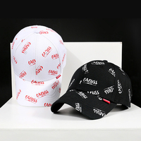 MTTZSYLHH female European tide brand student youth couple baseball cap fashion travel cap outdoor sports sun hat