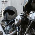 New Arrival Japan style TT and CO  Motorbike Helmet Chopper Retro Motorcycle Full Face Helmet Vintage Halley  Helmet Free Gift