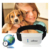Mini rastreador GPS de animais de estimação TKStar 2015 para cães e gatos, à prova d'água, controle em tempo real via aplicativo no IOS ou Android, 4 cores diferentes