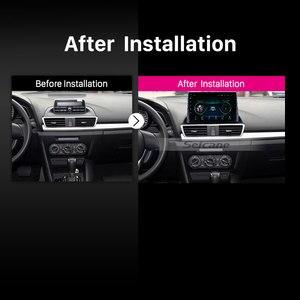 Image 5 - 2GB RAM 32GB ROM أندرويد 8.1 2Din سيارة مشغل وسائط متعددة لتحديد المواقع لمازدا 3 Axela 2013 2014 2018 دعم SWC OBD واي فاي مرآة لينك