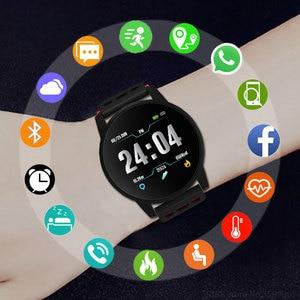 New Sport Smart Watch Women Wa
