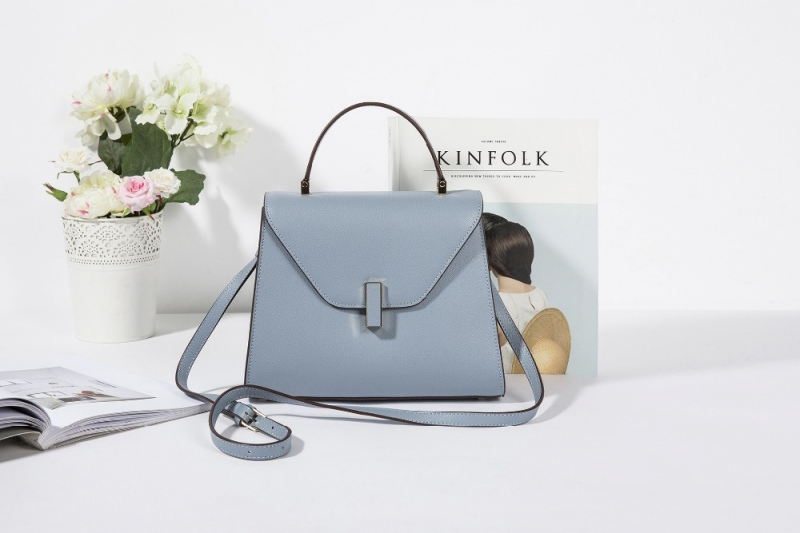 bolsa cor sólida pequenos sacos mulher