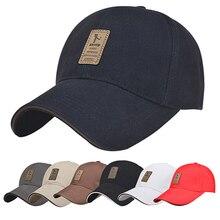 New Arrival Men's Polo Baseball Cap Caps Cotton Casual Adjustable Hat