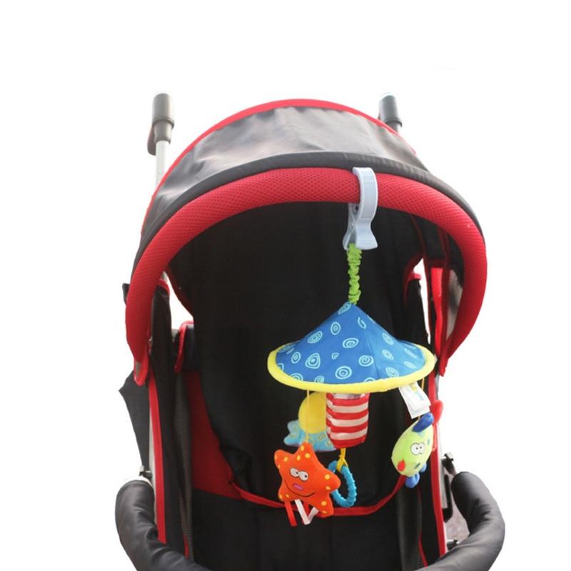 2018 новий дитячий бренд тварин Діяльність іграшки Стиль робота Дитячі погремушки музичні ковдри іграшки дитячі іграшки брязкальці дітей ляльки