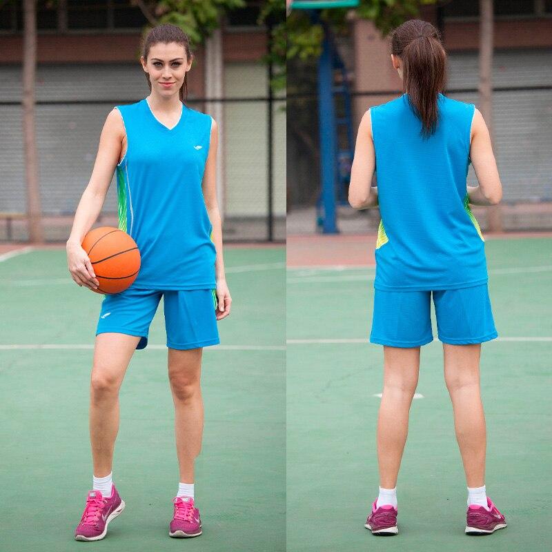 женская баскетбольная униформа
