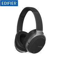 Edifier W830BT Bluetooth Headphones, Over Ear Wireless Headphone, Stereo Hi Fi Headset with Mic and Remote for Phones, PC, Table
