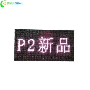 Image 3 - Módulo led P2 de 128x256mm P2 para interiores, módulo led rgb smd a granel