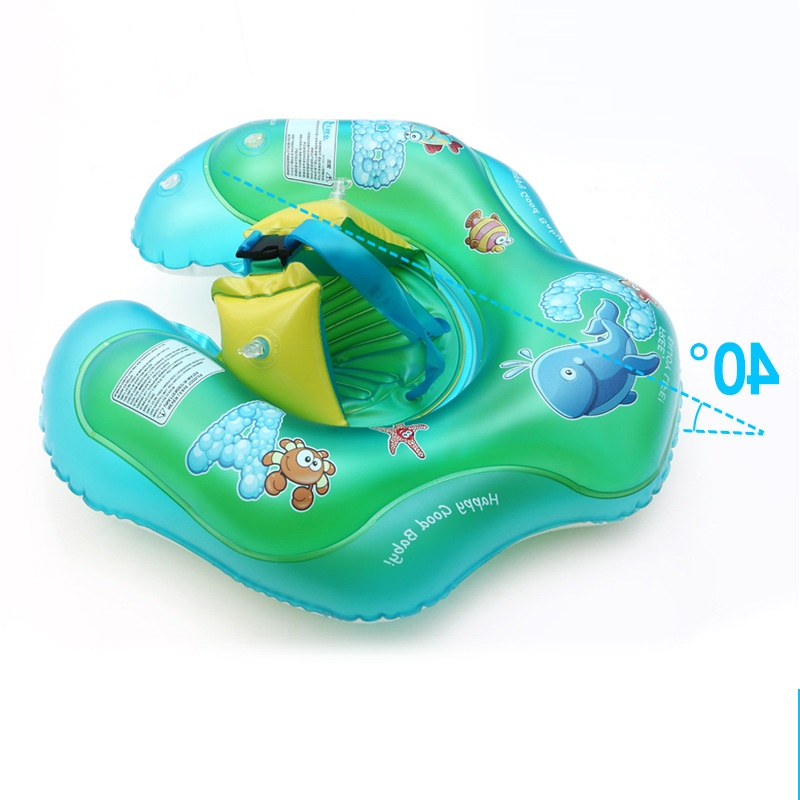 0 24 Months Baby swimming inflatable ring kids summer toys swimming ring for baby in Baby amp Kids 39 Floats from Toys amp Hobbies