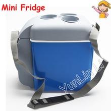 7.5L Car Mini Fridge Portable 12V Travel Refrigerator ABS Freezer Home Refrigerator Mini Car Refrigerator