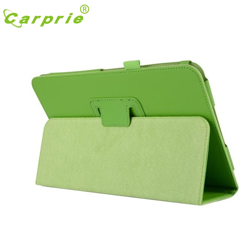 цены  CARPRIE Folding Stand Leather Case Cover For Samsung Galaxy Tab A 10.1 2016 T580N GN Feb24 MotherLander