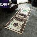 Un symbol de prosperidad de baño dormitorio sala de estar mesa de alfombras de piso esteras antideslizantes cocina carpet felpudos 80x200 cm