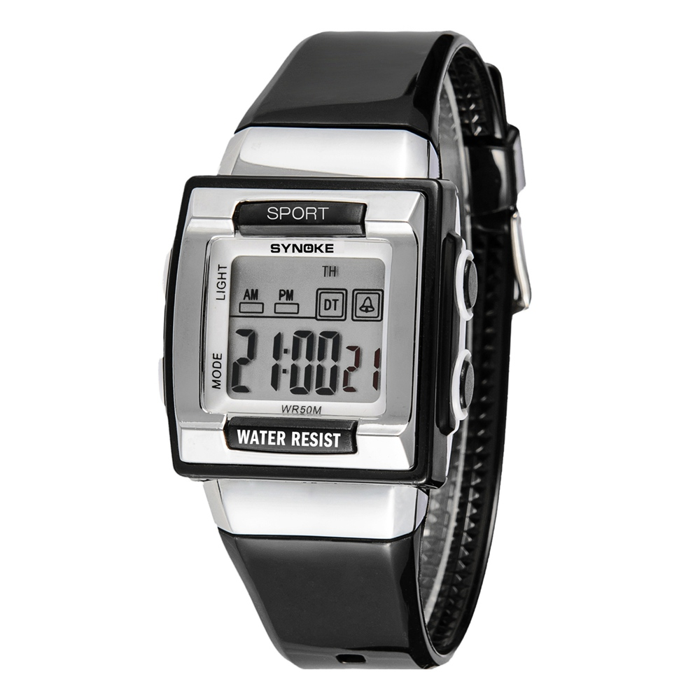 Fashion Top Brand LED Digital Watches Men Famous Sport ...