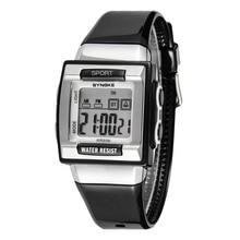 Mode Top Marque LED Numérique Montres Hommes Célèbre Sport Montre-Bracelet Homme Horloge Électronique Numérique-montre Relogio Masculino 66188