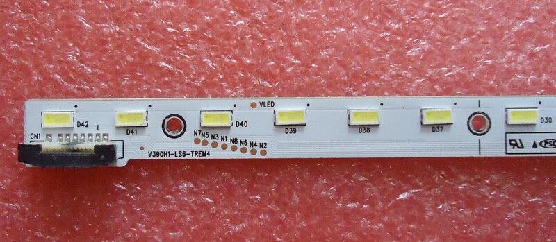 POUR CHIMEI 39 LCD TV LED rétro-éclairage lampe D'article L390H1-1EE L390H1-1EF V390H1-LS6-TREM4 1 pièce = 48LED 480 MM