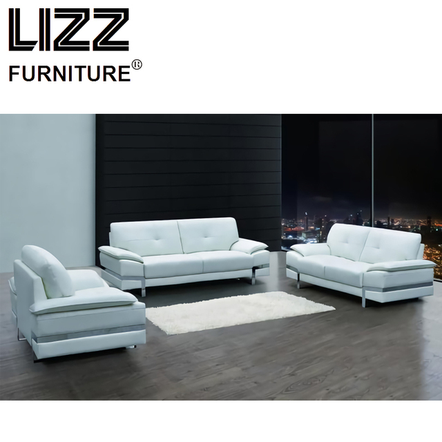 Corner Sofas Loveseat Leather Sofa Chair Sofa Para Sala Living Room ...