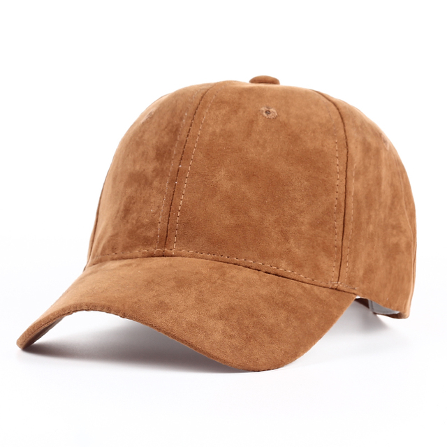 9a4b0735dd0 Unisex Velvet Adjuable Baseball Cap Soft Fashion Hats for Men Hip Hop Solid  Color Vintage Warm Mens Snapback Caps Spring hat