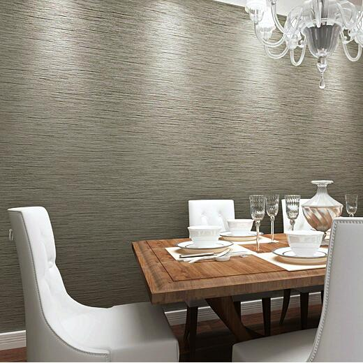 High Quality Simple Modern Home Wallpaper Rolls Sofa Living Room Background Straw Wall Paper Pattern Papel De Parede W183 In Wallpapers From