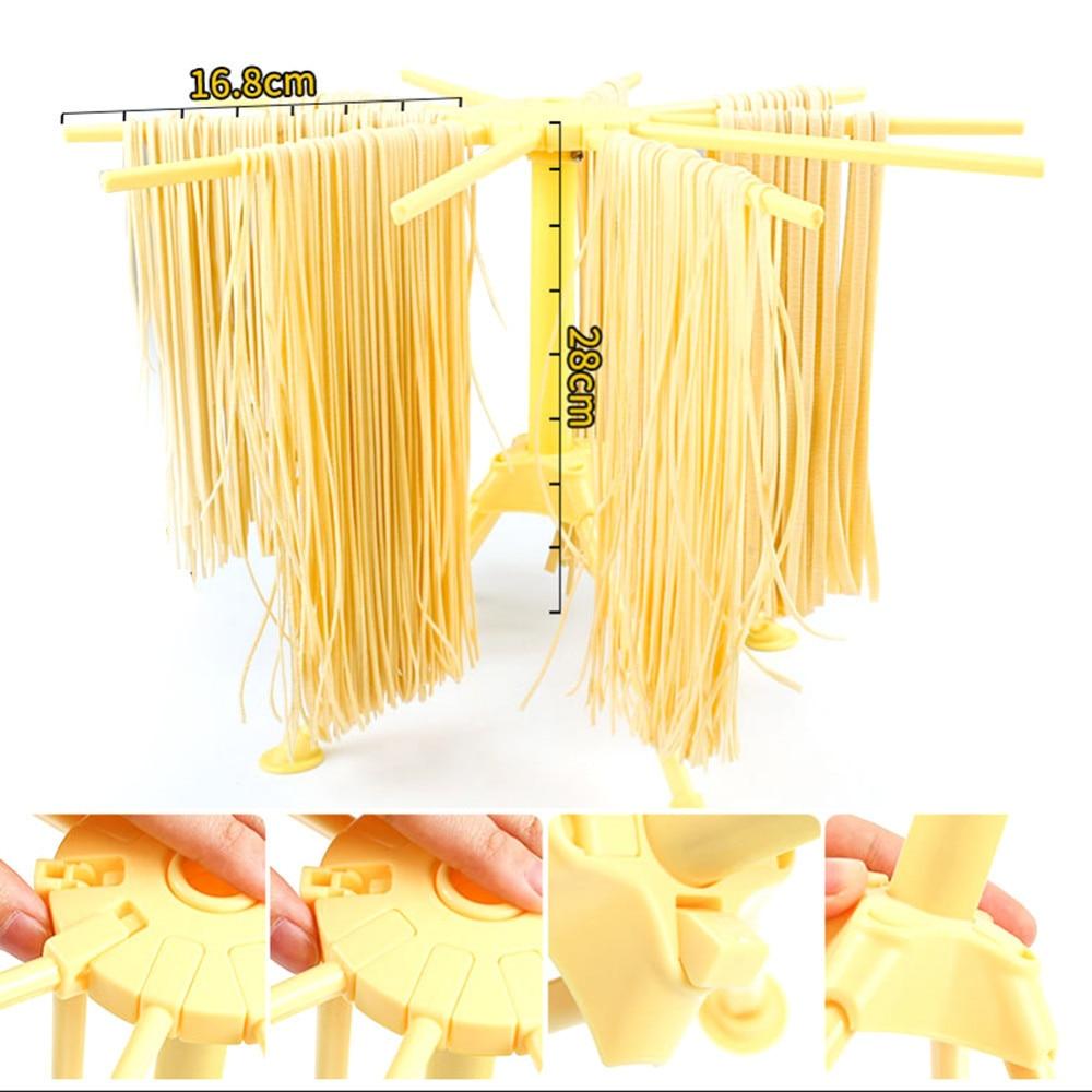 Faltbare Pasta Wäscheständer Spaghetti Trockner Stand Nudeln ...