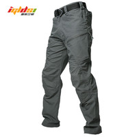Tactical Pants Man Spring Autumn Rip stop Military Tactical Pants Army Urban Combat Long Trousers Men Work Unique Cargo Pants