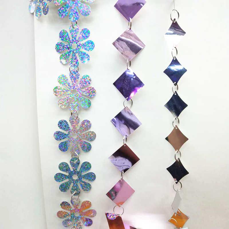 100 adet gevşek düz pul el sanatları için DIY perdeler aksesuarları düğün dekorasyon gevşek madeni pul