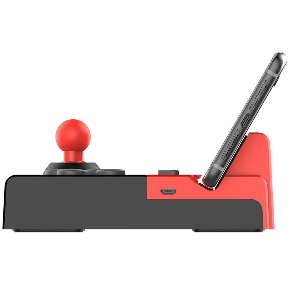 Contrôleur de jeu de manette Bluetooth sans fil pour Android/Ios jeu de combat analogique pour tablette de téléphone portable (Ipega PG-9135)