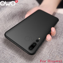 Frosted phone case For Huawei P20 Lite pro Mate 10 Pro P9 P10 P8 Lite Honor 9 Lite 10 V10 Hard plastic pc case protective cover(China)