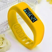 HL 2017 Bluetooth 4.0 Smart Wrist Watch Health Bracelet Sports & Sleep Tracking Fitness ma10 Levert Dropship  E22#3
