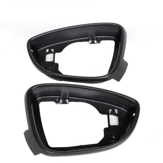 Left Amp Right Side Mirror Housing Frame Trim For Vw Passat