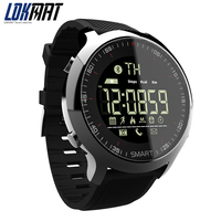 LOKMAT EX18 Free Shipping WristWatch Bluetooth Smart Watch Sport
