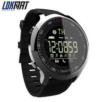 LOKMAT EX18 Free Shipping WristWatch Bluetooth Smart Watch Sport