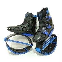 Мужской Фитнес-Кенгуру Прыжки Обувь Костюм для веса 20 КГ-110 КГ (44lbs-243lbs) Отскок Отказов обувь